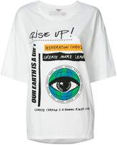 Kenzo oversized eye T-shirt