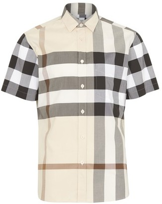 Burberry Somerston short sleeves shirt