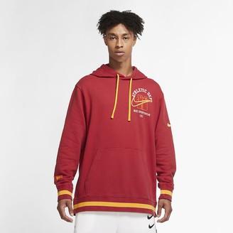 Nike Men's Pullover Hoodie Sportswear Club Fleece