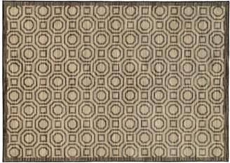 StyleHaven Rowe Tonal Geometric Rug