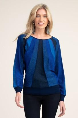 Trina Turk Blue Nile Sweater