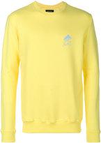 Howlin' - Space Art sweatshirt - men - Cotton - S
