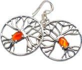 """Ana Silver Co. Ana Silver Co Carnelian Tree 925 Sterling Silver Earrings 1 1/2"""" EARR347337"""