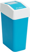 Container Store Brite Swing Lid Blue