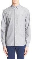 Todd Snyder Men's Trim Dobby Sport Shirt