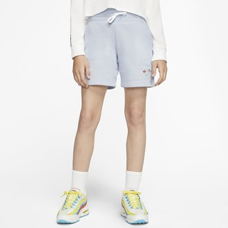 Nike Big Kids' (Girls') Shorts Sportswear