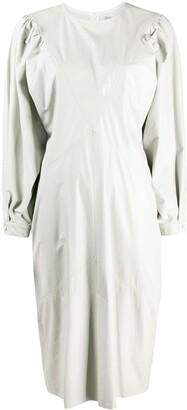 Isabel Marant Drea mid-length dress