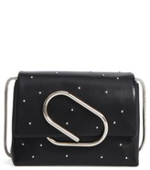 3.1 Phillip Lim Micro Alix Leather Crossbody Bag - Black