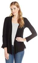 Heather Women's Silk Back Cardi