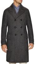 Tom Ford Wool Notch Lapel Top Coat