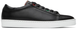 Paul Smith 50th Anniversary Black Hassler Sneakers
