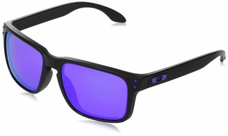 Oakley Men's OO9244 Holbrook Asian Fit Rectangular Sunglasses