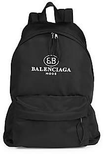 Balenciaga Men's BB Explorer Backpack