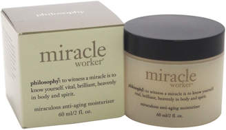 philosophy Unisex 2Oz Anti-Wrinkle Miracle Worker Moisturizer