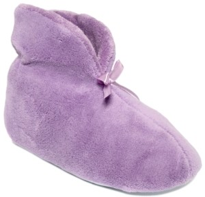 Muk Luks Chenille Boot Slippers