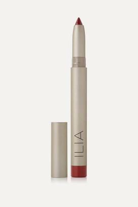 Ilia Satin Cream Lip Crayon - Transmission