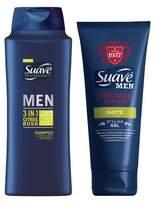 Suave 3-in-1 Citrus Rysh Shampoo + Conditioner + Bodywash