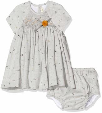Rigans Baby Girls' Conjunto Bb Nina Monaco Coat