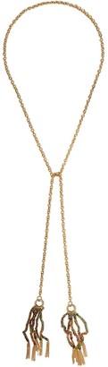 Carolina Bucci 18kt yellow gold Lucky necklace