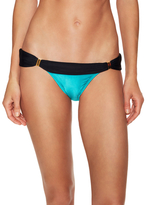 Vix Paula Hermanny Patchwork Bia Tube Bikini Bottom