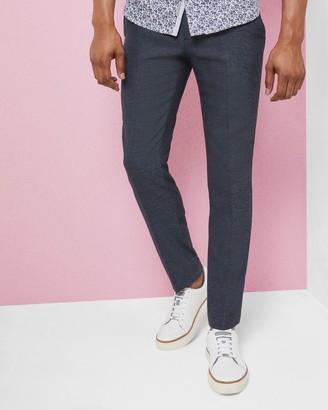 Ted Baker Semi Plain Wool-blend Trousers