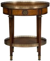 Safavieh Couture Filia Oval End Table
