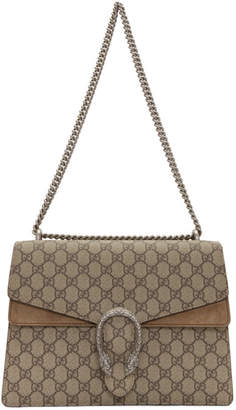 Gucci Beige Medium Dionysus Shoulder Bag