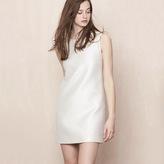 Maje Shift dress with back opening