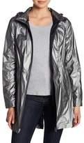 Nautica Metallic Rain Jacket