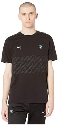 Puma BMW MMS T7 Tee Black 2) Men's T Shirt