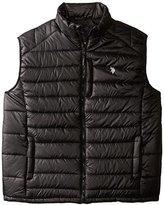 U.S. Polo Assn. Men's Small Channel-Quilt Puffer Vest