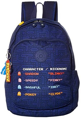 Kipling Pacman Delia Backpack (Pacman Good) Backpack Bags