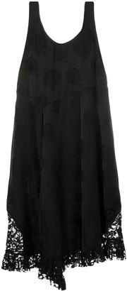 Kenzo Roses lace dress