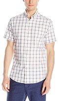 Vince Camuto Men's Short-Sleeve Sport Shirt