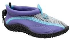 AdTec Toddler Girls Slip-on Water Sock