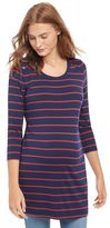Maternity Oh Baby by MotherhoodTM Striped Tunic