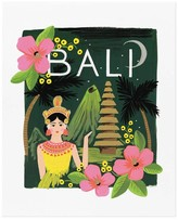 Rifle Paper Co. Rifle Paper Bali Poster - 28x35 cm