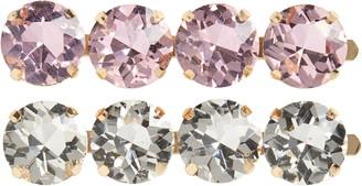 Tasha 2-Pack Crystal Bobby Pins