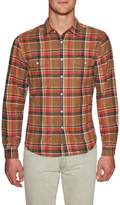 Life After Denim Ojai Village Plaid Sportshirt