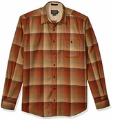 Pendleton Woolen Mills Pendleton Men's Size Long Sleeve Button Front Trail Shirt