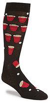 K. Bell Beer Pong Crew Socks