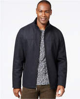 Perry Ellis Wool-Blend Zip-Front Jacket