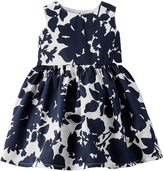 Carter's Floral-Print Dress - Baby Girls newborn-24m