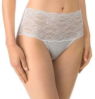 Calida Women's Unterhosen-Slip Sweet Secrets Boxer Briefs, Beige (Alabaster crème 911)