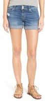 Hudson Women's 'Croxley' Cuffed Denim Shorts