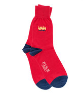 Thomas Pink Lions Hulberto Socks