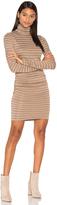 Twenty Luxe Turtleneck Dress