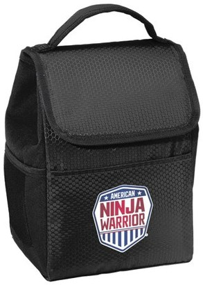 American Ninja Warrior Lunch Box, Insulated Lunch Bag, Soft-Sided Cooler, Tote