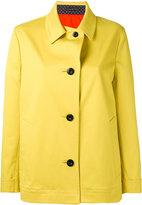 Paul Smith button up jacket - women - Cotton/Spandex/Elastane/Cupro - 38