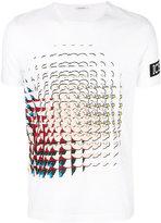 Iceberg patterned T-shirt